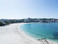 写真:白良浜